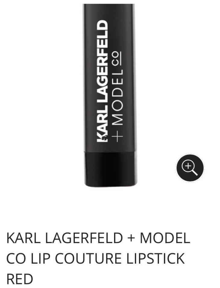 Model CO x Karl Lagerfeld Baked Blush by Model Co #15