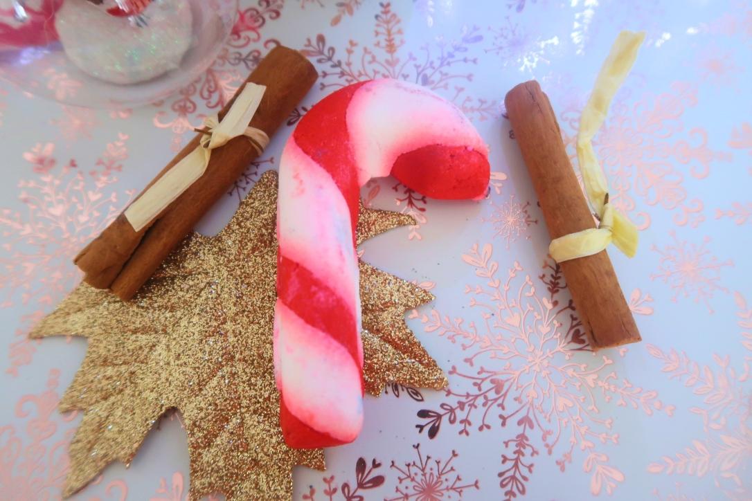 candy cane bar